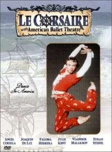 Petipa---Le-Corsaire---Ethan-Stiefel,-Angel-Corella,-Vladimir-Malakhov,-American-Ballet-Theater-(1999)